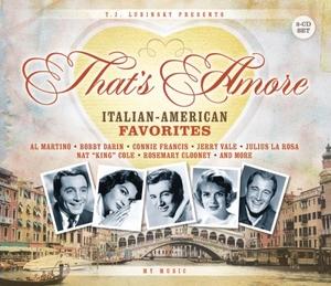 That's Amore: Italian American Favorites album cover
