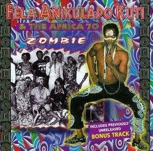 Zombie album cover