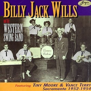 Billy Jack Wills And His Western Swing Band album cover