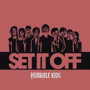 Horrible Kids album cover