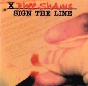 Sign The Line album cover