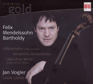 Mendelssohn: Cello Sonatas; Variations Concertantes; Song Without Words album cover