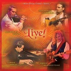Live! album cover