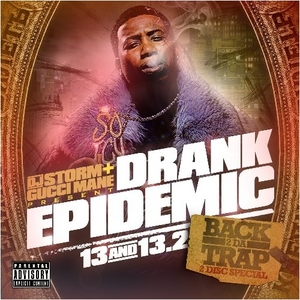Drank Epidemic 13 album cover