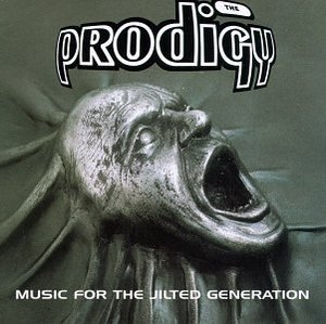 Music For The Jilted Generation album cover