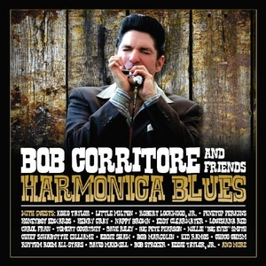 Harmonica Blues album cover