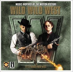 Wild Wild West: Music Inspired By The Motion Picture album cover