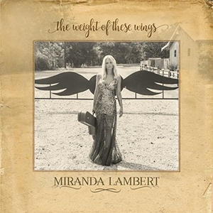 The Weight Of These Wings album cover