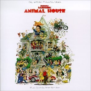 National Lampoon's Animal House: Original Motion Picture Soundtrack album cover