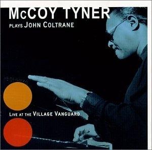 McCoy Tyner Plays John Coltrane album cover
