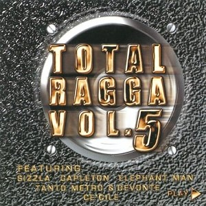 Total Ragga Vol. 5 album cover