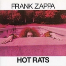 Hot Rats album cover