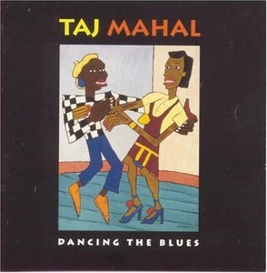 Dancing The Blues album cover