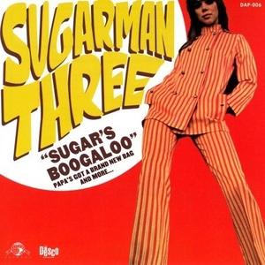 Sugar's Boogaloo album cover