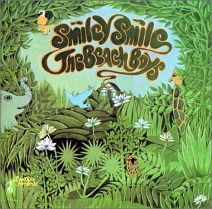 Smiley Smile-Wild Honey album cover