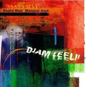 Djam Leeli: The Adventurers album cover