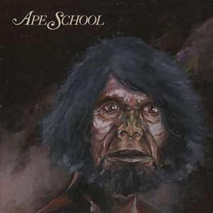 Ape School album cover