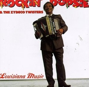 Louisiana Music album cover