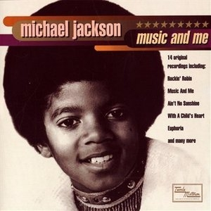 Music And Me album cover