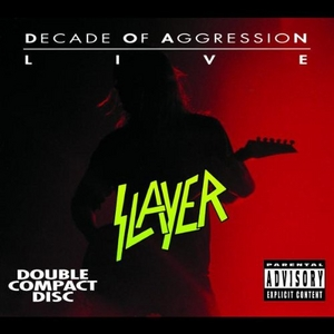 Decade Of Aggression: Live album cover