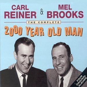 The Complete 2000 Year Old Man album cover
