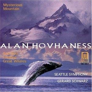 Hovhaness: Mysterious Mountain album cover