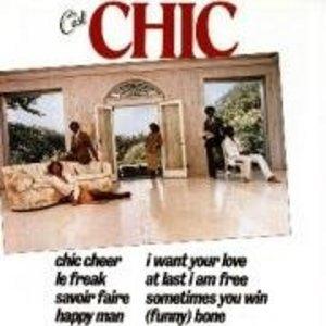 C'est Chic album cover