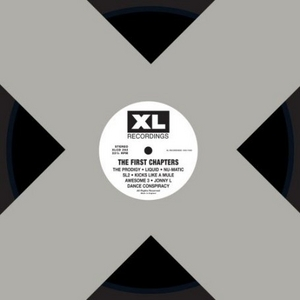 XL Recordings: The First Chapters album cover