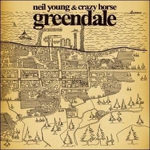 Greendale album cover