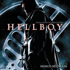Hellboy: Original Motion Picture Soundtrack album cover