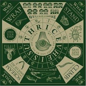 Vheissu album cover
