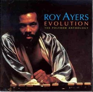 Evolution-The Polydor Anthology album cover