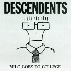 Milo Goes To College album cover