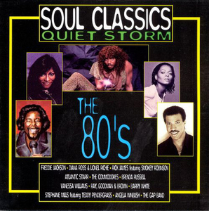 Soul Classics Quiet Storm: The 80's album cover