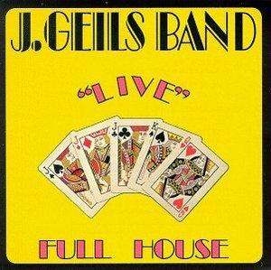 Full House 'Live' album cover