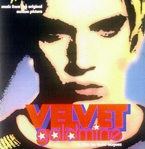 Velvet Goldmine (Music From The Original Motion Picture) album cover