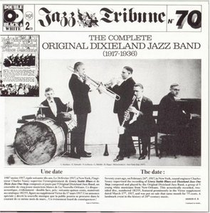 The Complete Original Dixieland Jazz Band (1917-1936) album cover