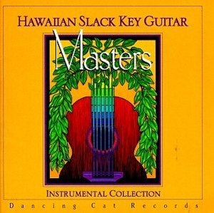 Hawaiian Slack Key Guitar Masters Collection Vol.1 album cover