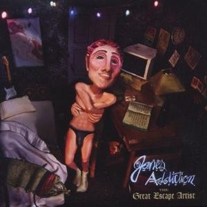 The Great Escape Artist album cover