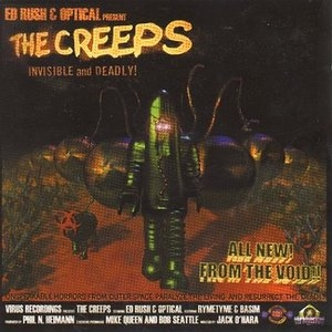 The Creeps album cover