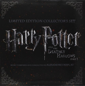 Harry Potter And The Deathly Hallows Part 1 (Original Motin Picture Soundtrack) album cover