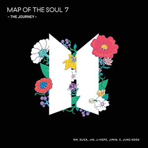 MAP OF THE SOUL : 7 ~ THE JOURNEY ~ album cover