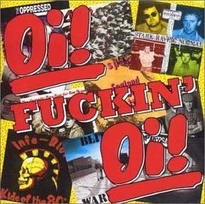 Oi Fuckin' Oi album cover