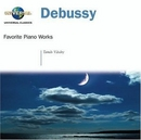 Debussy: Favorite Piano W... album cover