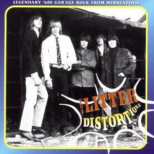 Distortions album cover