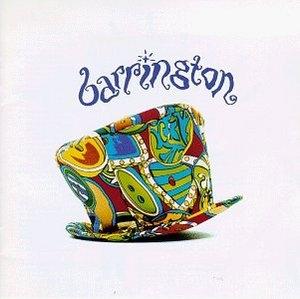 Barrington album cover