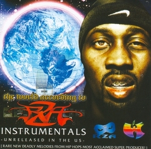 The World According To RZA- Instrumentals album cover