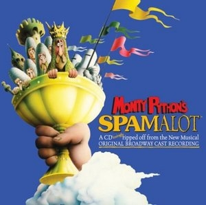 Monty Python's Spamalot (2005 Original Broadway Cast)  album cover
