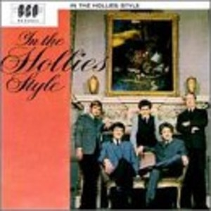 In The Hollies Style album cover