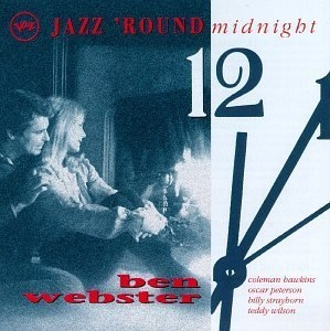 Jazz 'Round Midnight album cover